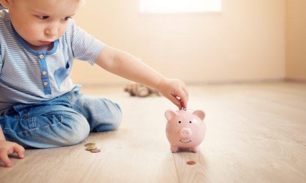 Wie viel Taschengeld ist angemessen für ein Kind?