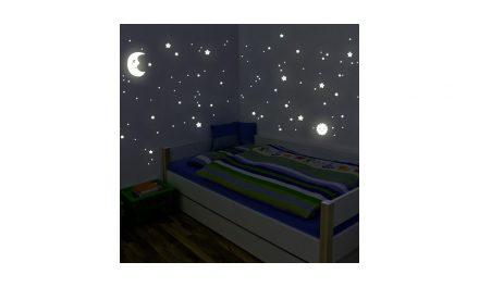 """Wandsticker """"Sonne, Mond und Sterne"""""""