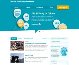 Deutsche Kinder- und Jugendstiftung (DKJS)