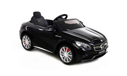 Mercedes Benz S63 AMG – elektrisches Auto für Kinder