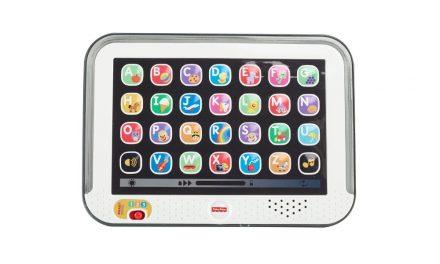 Mattel Fisher-Price – Lernspaß Tablet für Kinder